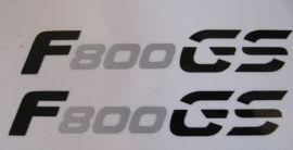 F800GS beak 2013