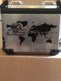 R1200 GS Adventure LC Printed Clear pannier wrap kit