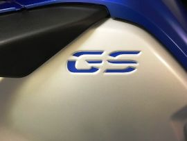 GS letters for LC ADV Tank