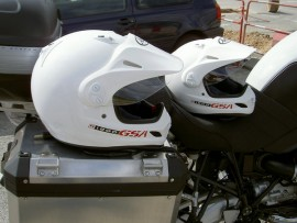 1200GSA helmet sticker
