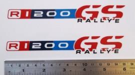 1200GS Rallye helmet