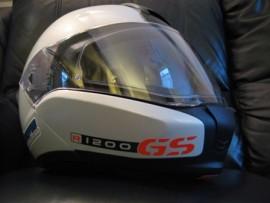1200GS Helmet sticker